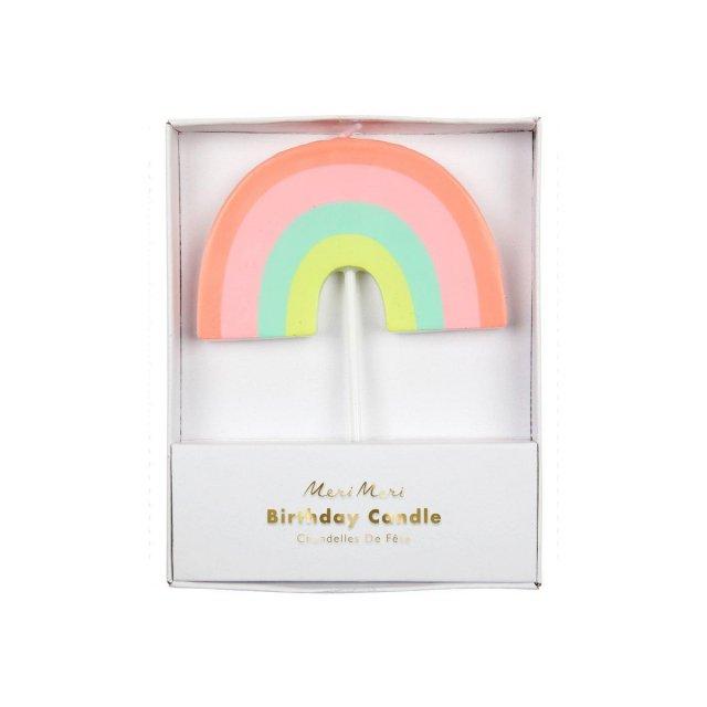 Rainbow キャンドル - Meri Meri