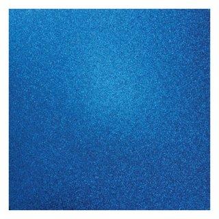 12インチ グリッターペーパー | Royal Blue