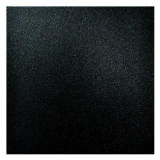 12インチ グリッターペーパー | Black