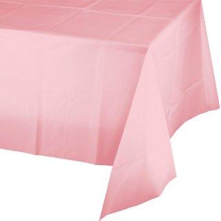テーブルカバー パステルピンク