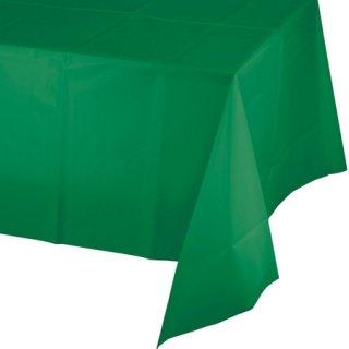 テーブルカバー グリーン