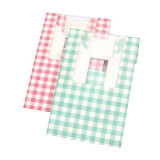 <img class='new_mark_img1' src='https://img.shop-pro.jp/img/new/icons14.gif' style='border:none;display:inline;margin:0px;padding:0px;width:auto;' />トリートボックス  Gingham 4枚入