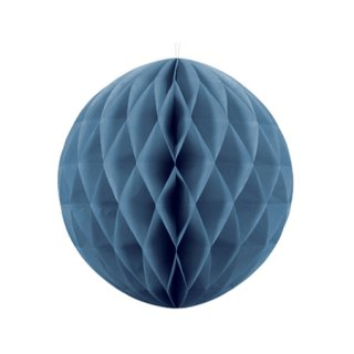 ハニカムボール アンティークブルー 10cm・20cm