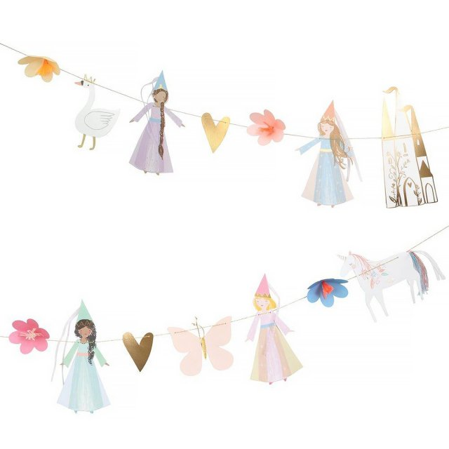 <img class='new_mark_img1' src='//img.shop-pro.jp/img/new/icons14.gif' style='border:none;display:inline;margin:0px;padding:0px;width:auto;' />Magical Princess ガーランド - Meri Meri