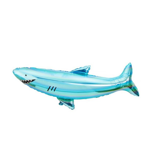 <img class='new_mark_img1' src='https://img.shop-pro.jp/img/new/icons14.gif' style='border:none;display:inline;margin:0px;padding:0px;width:auto;' />Giant Shark バルーン- Meri Meri