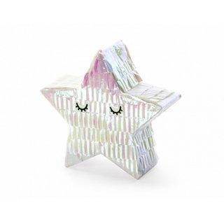ミニピニャータボックス  Iridescent Star 1個入