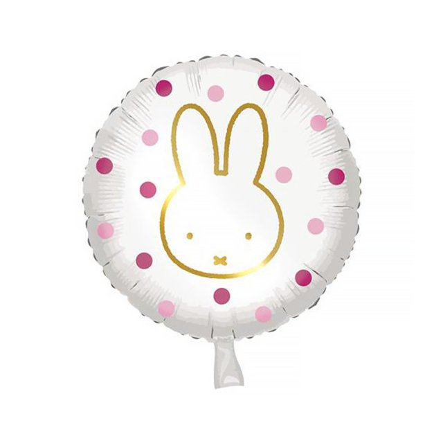 <img class='new_mark_img1' src='https://img.shop-pro.jp/img/new/icons14.gif' style='border:none;display:inline;margin:0px;padding:0px;width:auto;' />MIFFY サークルドットバルーン 45cm PINK