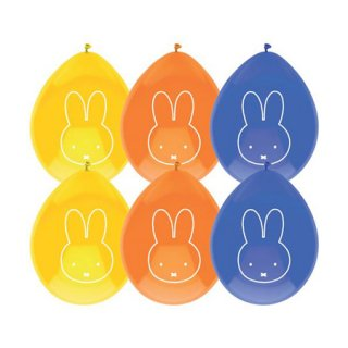 <img class='new_mark_img1' src='https://img.shop-pro.jp/img/new/icons14.gif' style='border:none;display:inline;margin:0px;padding:0px;width:auto;' />MIFFY バルーンMIX 6個入