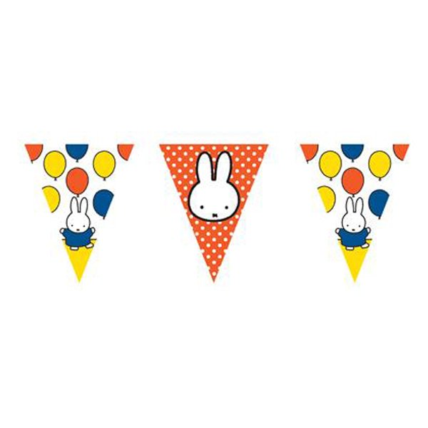 <img class='new_mark_img1' src='https://img.shop-pro.jp/img/new/icons14.gif' style='border:none;display:inline;margin:0px;padding:0px;width:auto;' />MIFFY ペナントガーランド 10M