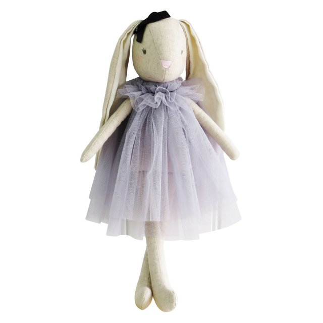 <img class='new_mark_img1' src='https://img.shop-pro.jp/img/new/icons14.gif' style='border:none;display:inline;margin:0px;padding:0px;width:auto;' />BABY BETH BUNNY 40cm LAVENDER - ALIMROSE