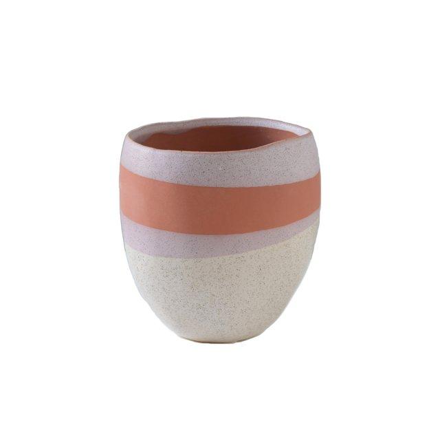 <img class='new_mark_img1' src='https://img.shop-pro.jp/img/new/icons14.gif' style='border:none;display:inline;margin:0px;padding:0px;width:auto;' />Ceramic Pot  鉢カバー マリ