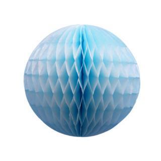 ハニカムボール ライトブルー|13cm