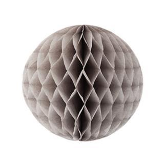 ハニカムボール グレー | 13cm・20cm・30cm