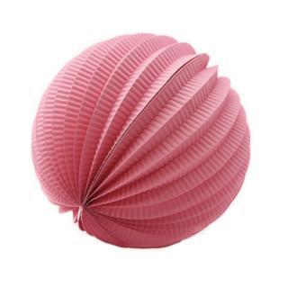 ペーパーアコーディオンボール 20cm | Light Pink