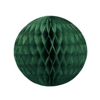 ハニカムボール ダークグリーン|13cm・20cm・30cm