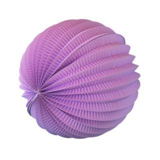 ペーパーアコーディオンボール 20cm | Lavender