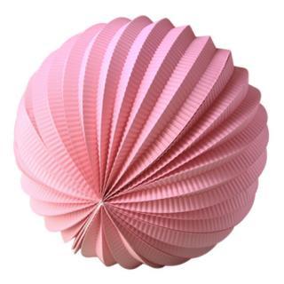 ペーパーアコーディオンボール 30cm | Light Pink