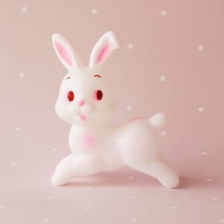ソフトPVCドール | ウサギ