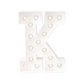"Marquee Love Letter Kit - ""K"""