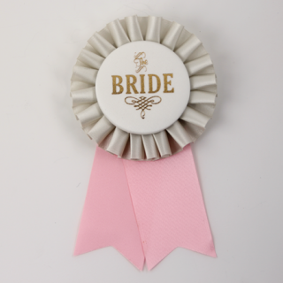 ロゼット BRIDE  Gray/Ivory/Light Pink