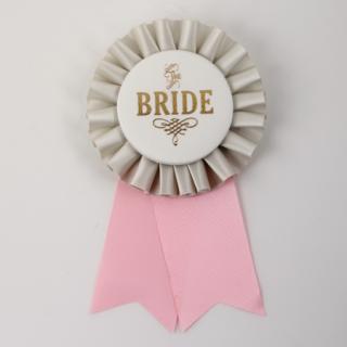 ロゼット BRIDE  Gray/Ivory/Light Pink