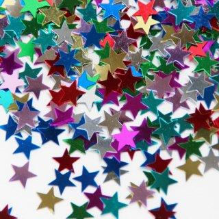 コンフェッティ Colored Stars