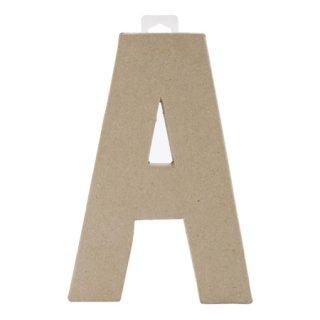 ペーパーマッシュ アルファベット A