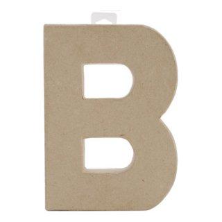 ペーパーマッシュ アルファベット B