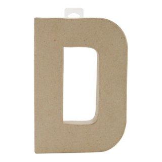 ペーパーマッシュ アルファベット D