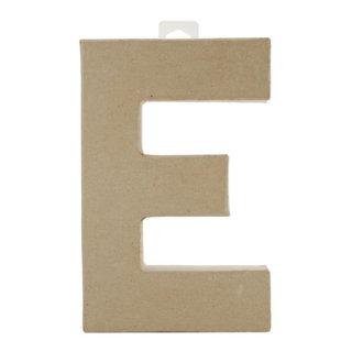 ペーパーマッシュ アルファベット E