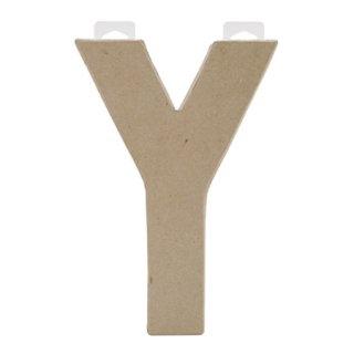 ペーパーマッシュ アルファベット Y