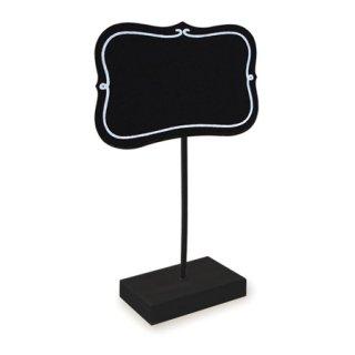 チョークボード テーブルサイン オルネート
