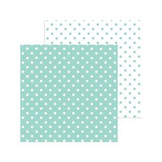 12インチペーパー | Petite Swiss Dot Pistachio