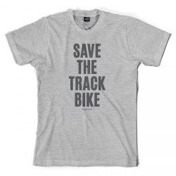 Cinelli (チネリ)  SAVE THE TRACK BIKE Tシャツ 限定モデル