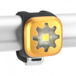 knog(ノグ) Blinder Lights-1  COG(ブラインダー ライト1 コグ) ゴールド フロントライト