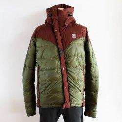 KLATTERMUSEN (クレッタルムーセン) Atle2.0 Jacket (アトレ2.0 ジャケット) Buerntlava/Pinegreen [セール]