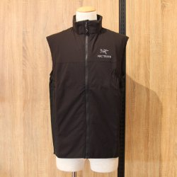 ARC'TERYX (アークテリクス)  Atom LT Vest (アトム LT ベスト) BLACK