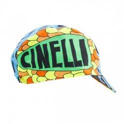 Cinelli (チネリ)  サイクルキャップ ANA BENAROYA POSEIDON (アナ ベナロヤ ポセイドン) 限定モデル 【メール便対応】
