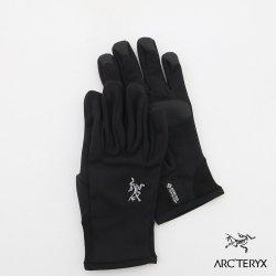 ARC'TERYX(アークテリクス)  Venta Glove(ベンタグローブ) Black【メール便対応】