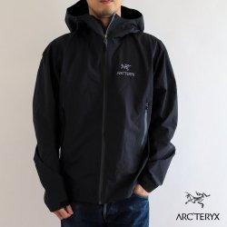RC'TERYX(アークテリクス) Beta SL Jacket(ベータSLジャケット) BLACK
