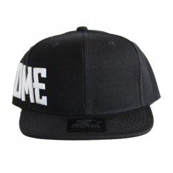 CHROME (クローム) STARTER SNAPBACK CAP (スタータースナップバックキャップ) TYPE2 BLACK