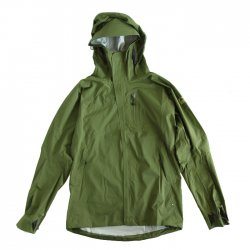 KLATTERMUSEN (クレッタルムーセン) Rind Jacket (リンド ジャケット) PineGreen