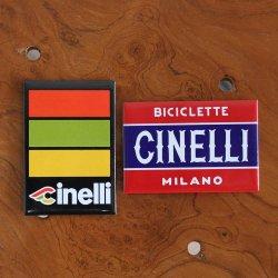 Cinelli (チネリ)  MAGNETS(マグネット) 2枚セット 【メール便対応】