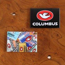 Cinelli (チネリ)  COLUMBUS MAGNETS(コロンブス マグネット) 2枚セット 【メール便対応】