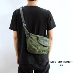 MYSTERY RANCH (ミステリーランチ) A5 Fatigue [セール]