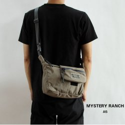 MYSTERY RANCH (ミステリーランチ) A5 Stone