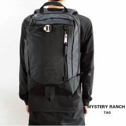 MYSTERY RANCH (ミステリーランチ) Tag (タグ) Black[セール]
