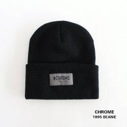 CHROME (クローム) 1995 BEANIE (1995ビーニー) Black 【メール便対応】[セール]