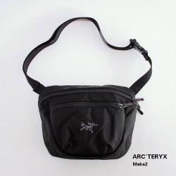 ARC'TERYX(アークテリクス)  Maka 2 (マカ2)  Black 【メール便対応】【ご予約・入荷待ち】