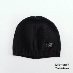 ARC'TERYX (アークテリクス) Vestigio Beanie (ヴェスティジオ ビーニー) Black II【メール便対応】